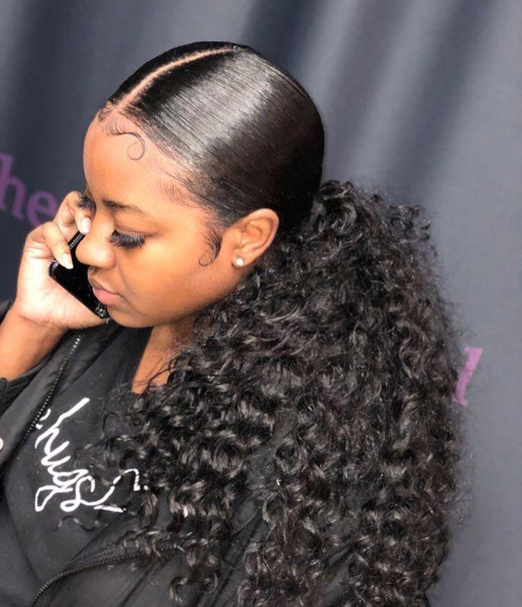 Armaniasia Weavehairstylesshort Weave Ponytail Hairstyles Natural Hair Styles Long Hair Styles