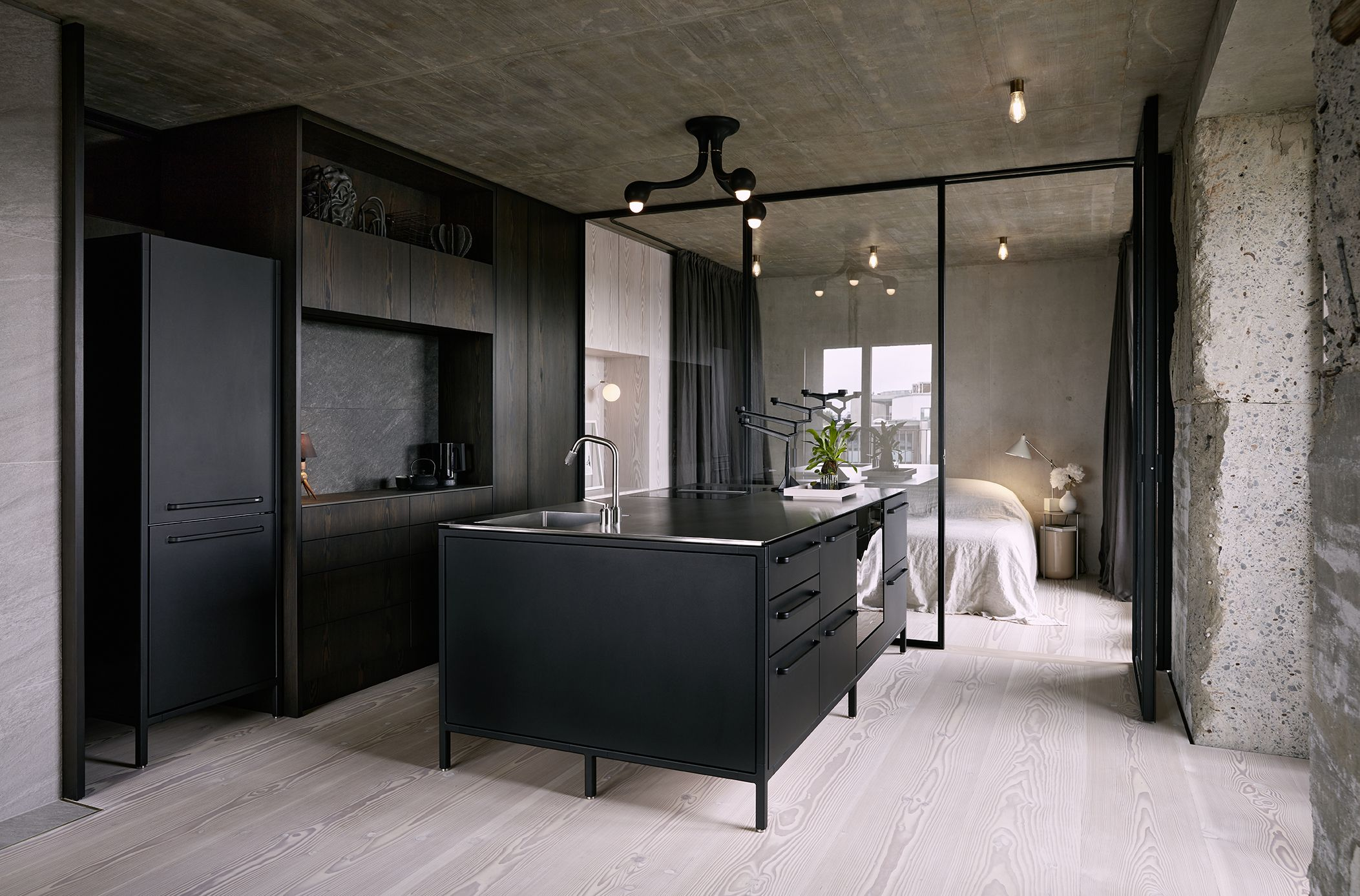 Vipp Kitchen Apartment Design Interior Interior Design Kitchen