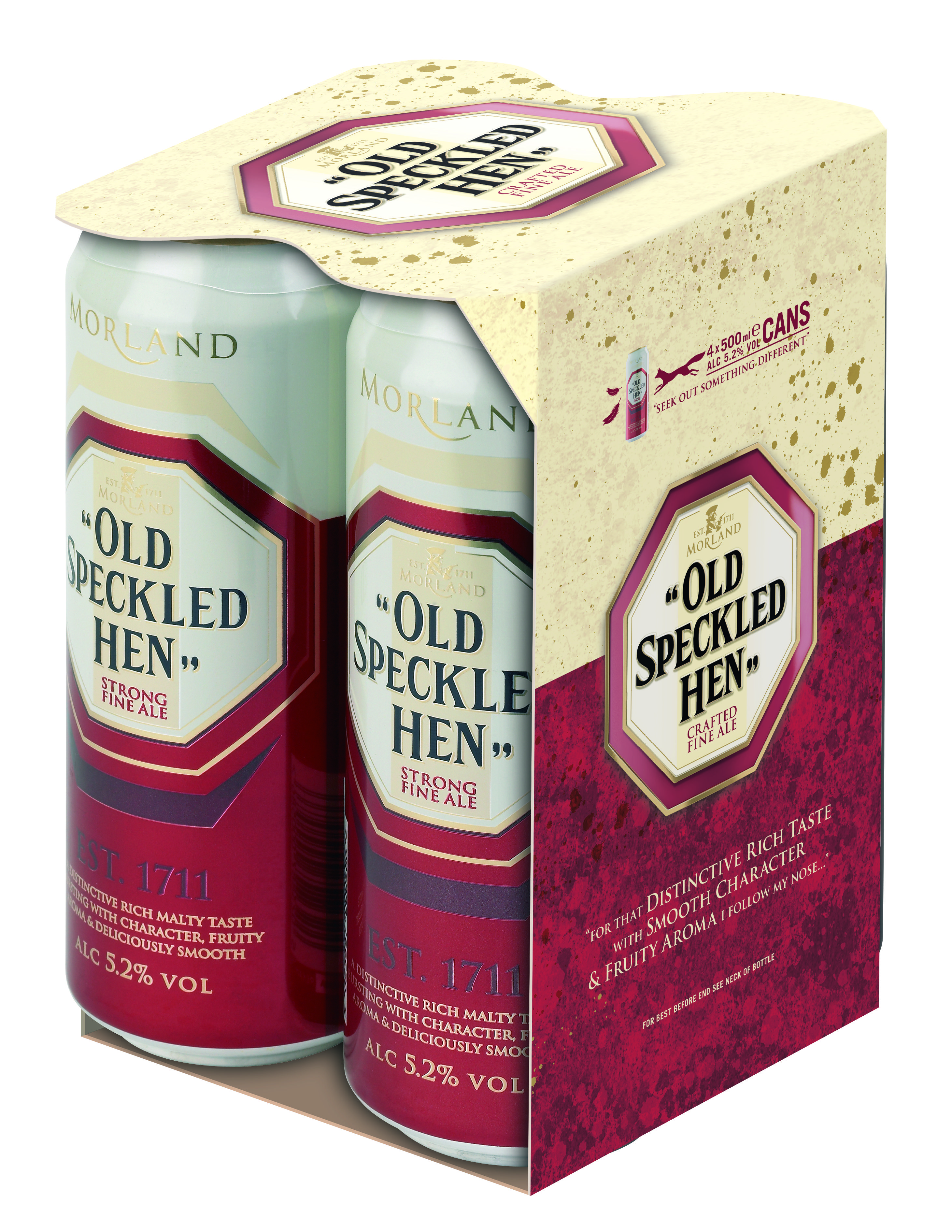 Yes It S Better From Cans All Beer Is But This One Is Special When You Pop The Top A Nitrous Oxide Widget On Organic Lemons Old Speckled Hen Lemon Vodka