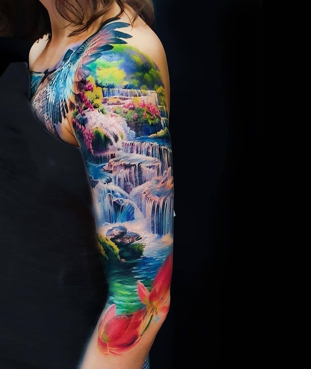 #realistictattoo #realisticink #tattoo #ink #tatouage