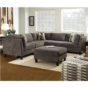 McGraw Sectional Sofa With Ottoman Bauhaus Usa Round Sofas u0026 Sectionals Living Room Furnit  sc 1 st  Pinterest : bauhaus sectional sofa - Sectionals, Sofas & Couches