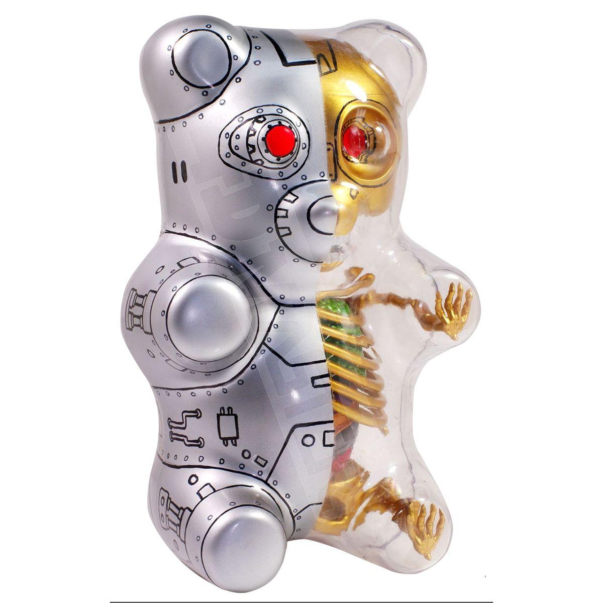 Sarut Living Terminator Gummy Bear Anatomy on sneakpeeq - I want ...