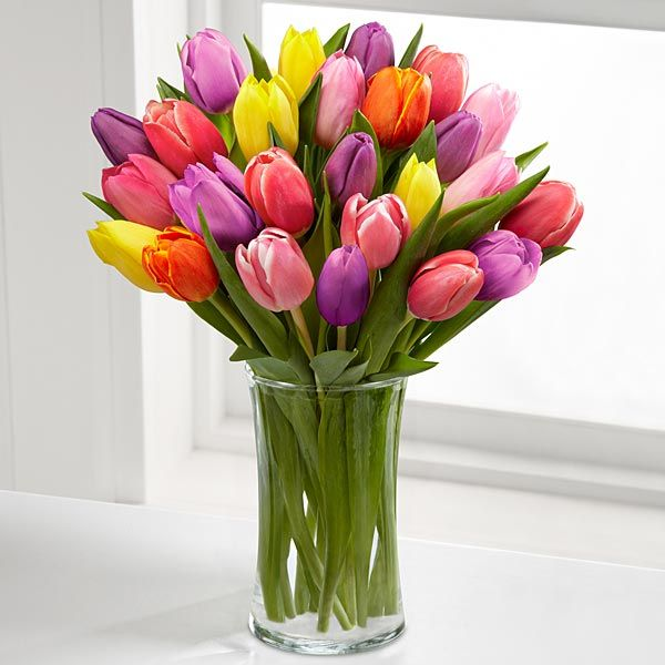 Flowers Online Ftd Com Send Flowers Plants Gifts Same Day Flower Delivery Tulip Bouquet Tulips Flowers Ftd Flowers