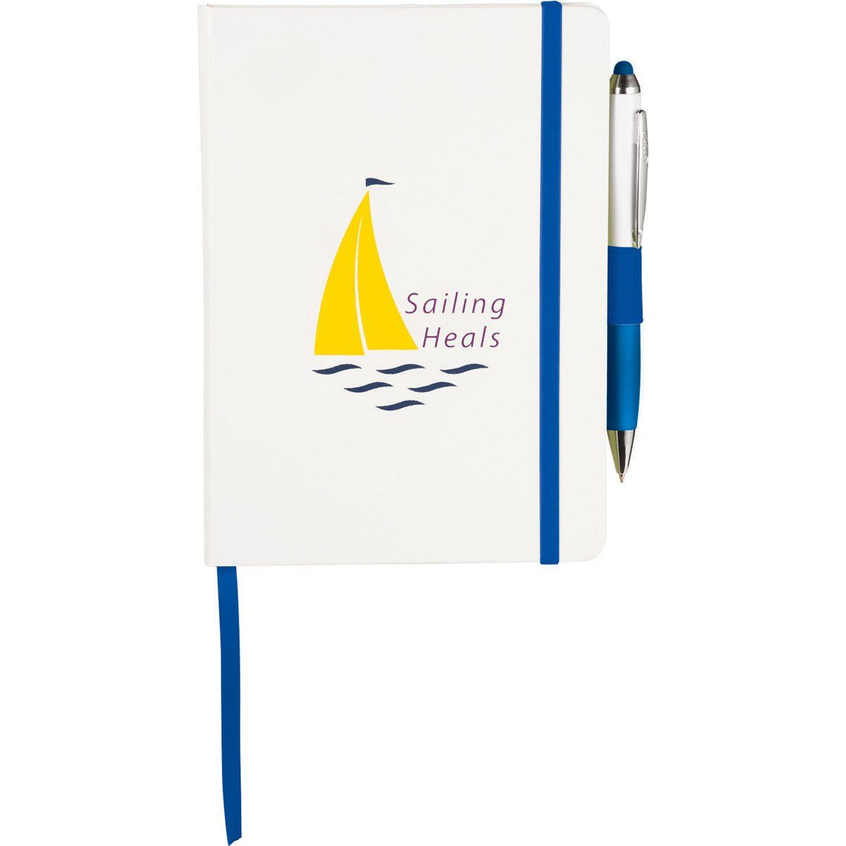 Scripto Blue Color Flex Bound Journal Bundle Set