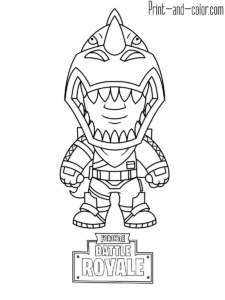 Fortnite In 2019 Coloring Pages For Kids Coloring Pages
