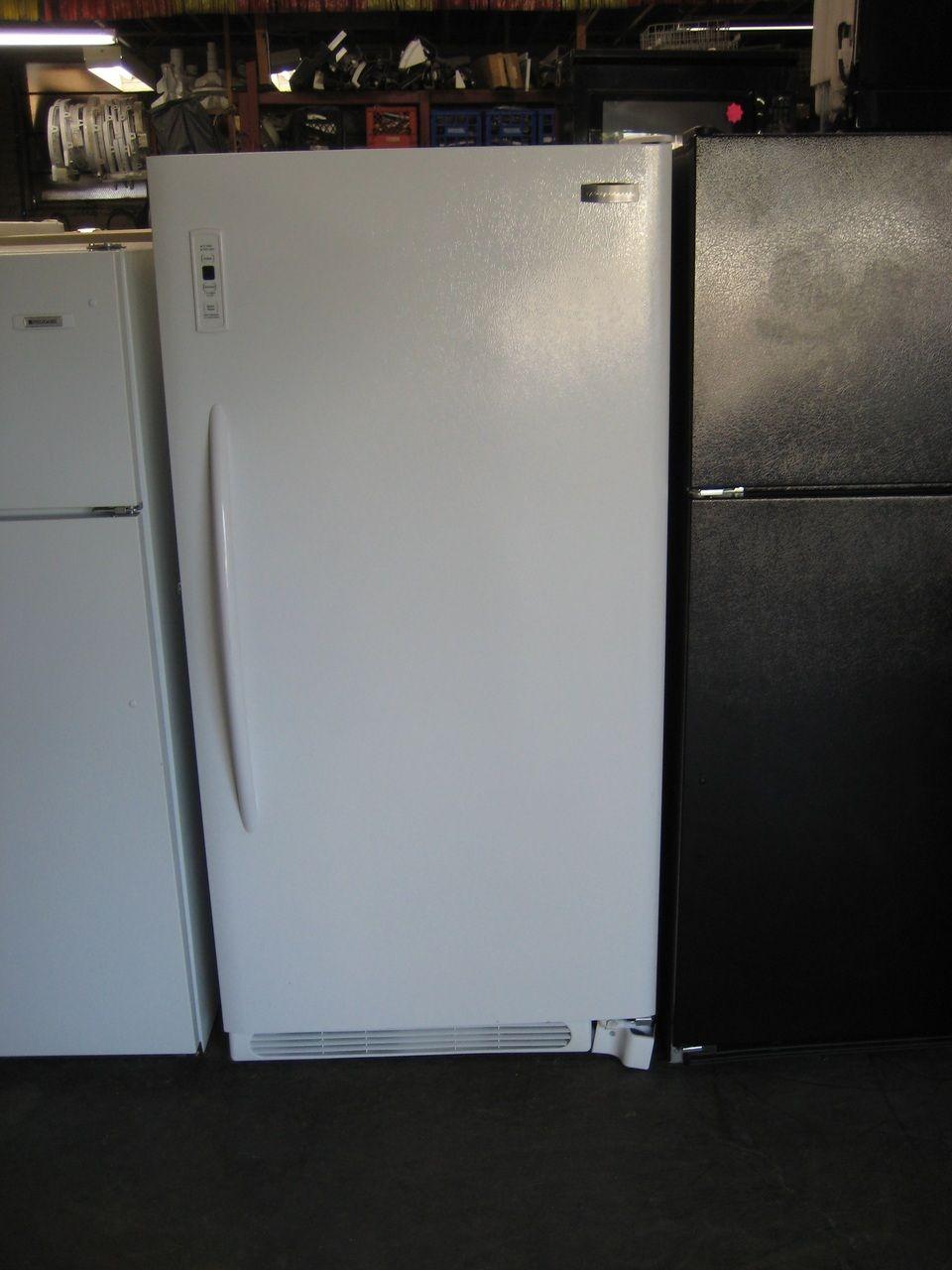 Appliance City - Frigidaire Upright Freezer 17 Cubic Foot Capacity ...