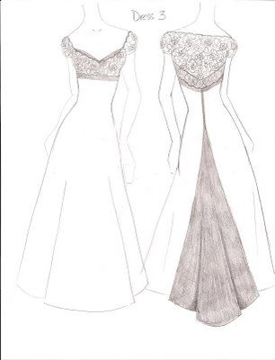 Pin By Sydney Hawkins On Girly Stuff Dress Design Sketches Dress Sketches Simple Dresses