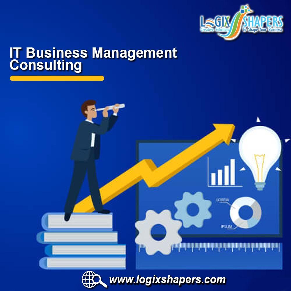 It business management consultants help businesses improve