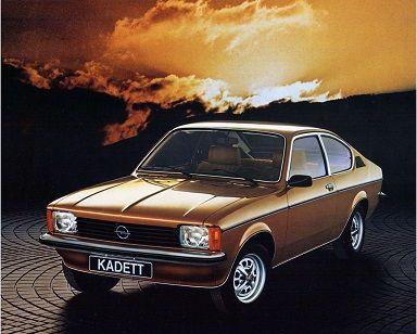 Opel Kadett Coupe 1977 1979 Coches Antiguos Pinterest