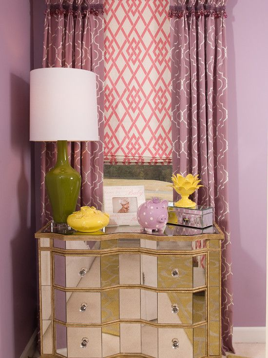 Lovely Bedroom Designs in Cheerful Colors: Imposing Short ...