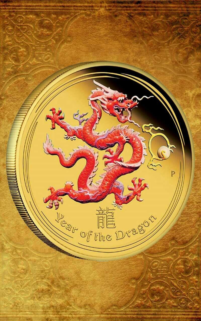 Asia dragon goodluck charms pinterest