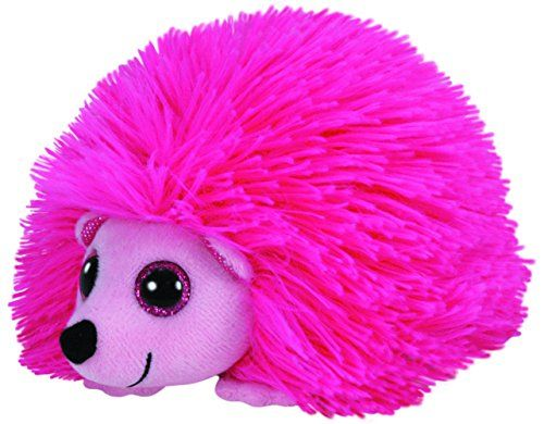 Ty Beanie Baby Lilly - Pink Hedgehog Ty Beanies http   www.amazon 6e8661e82d85