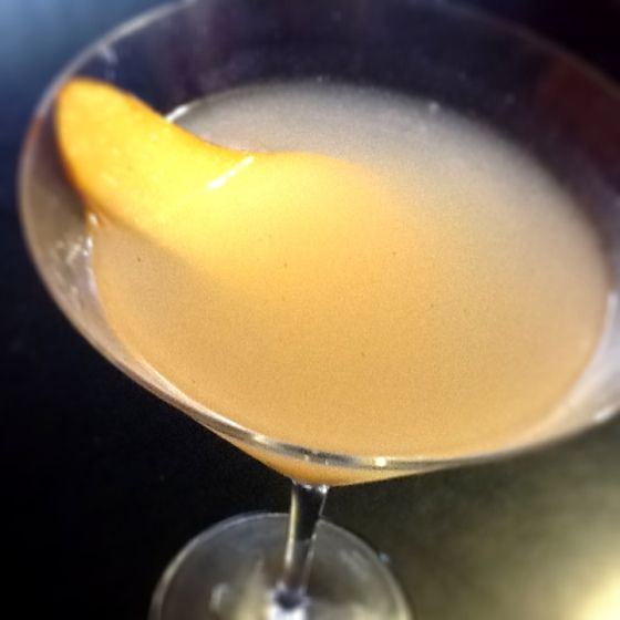 Pear Martini, Bartlett Pears