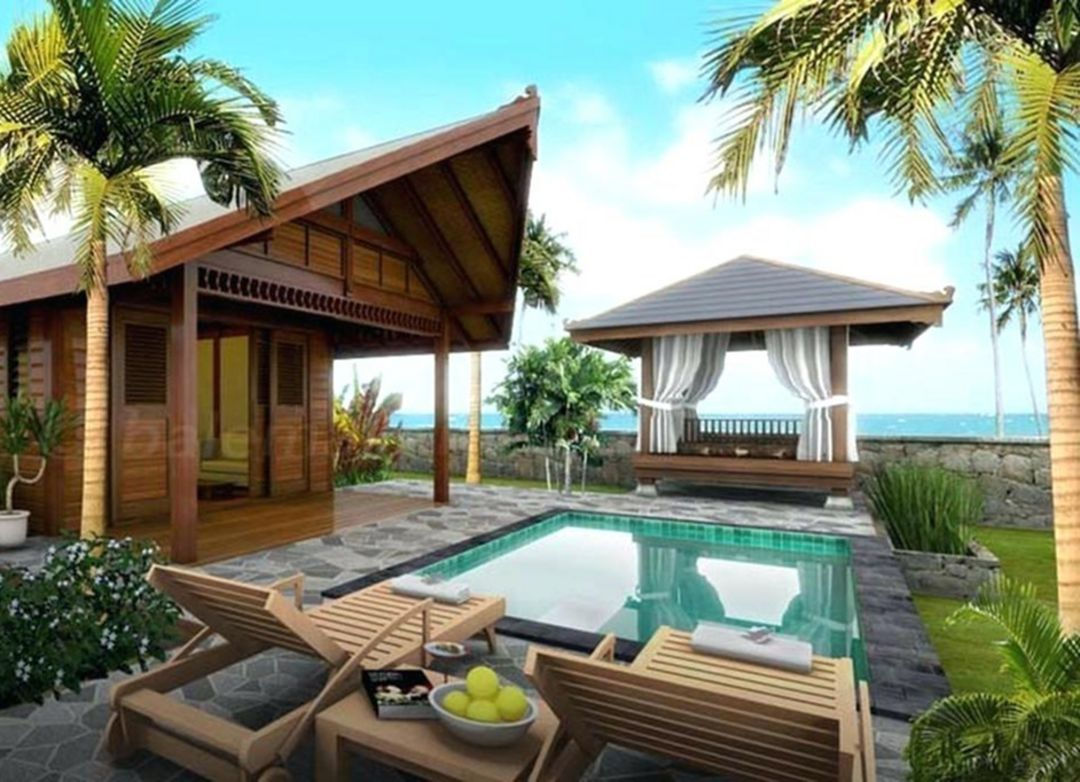 25 Stunning Modern Tropical Houses Design And Decorating Ideas Modern Tropical House Bali House Tropical House Design