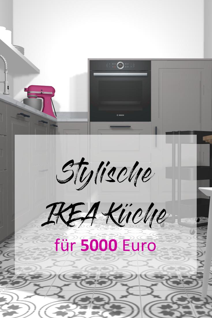 Hängele Küche tipps und einkaufsliste zu einer stylischen ikea küche budget 5000