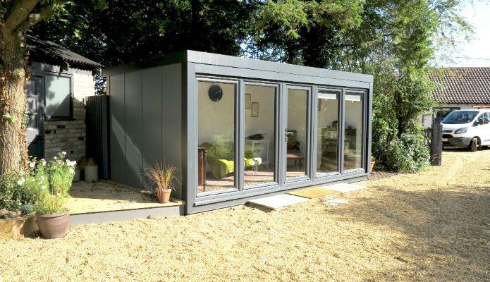 Garden Offices UK Garden Cabins Garden Outhouses Booths