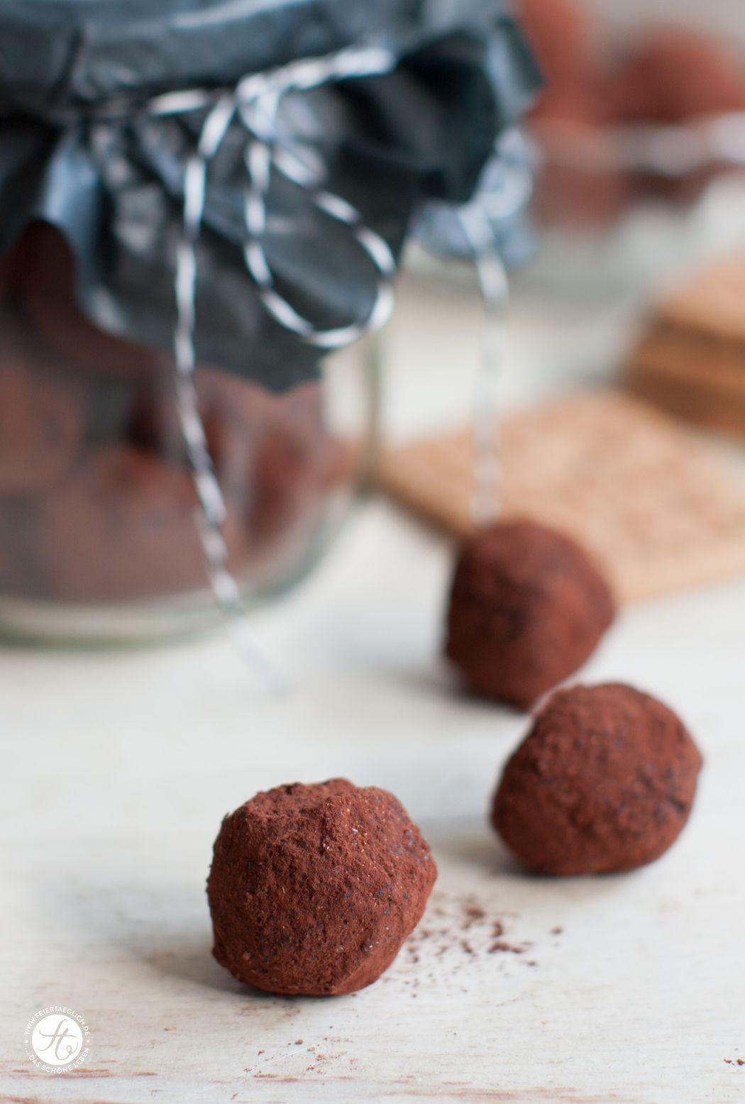 Geschenke aus der Küche: Spekulatius-Trüffel | Geschenke selbst ...