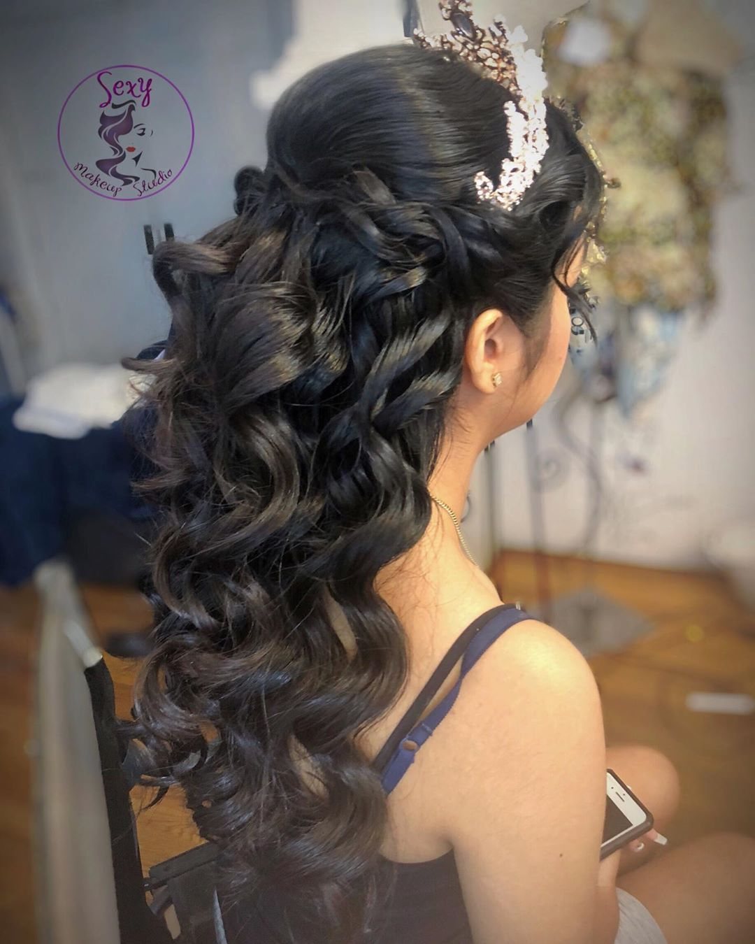 Half Up Half Down Quinceanera Hairstyles Cute Quinceanera Hairstyles Quince Hairstyles Quinceanera Hairstyles Hair Styles