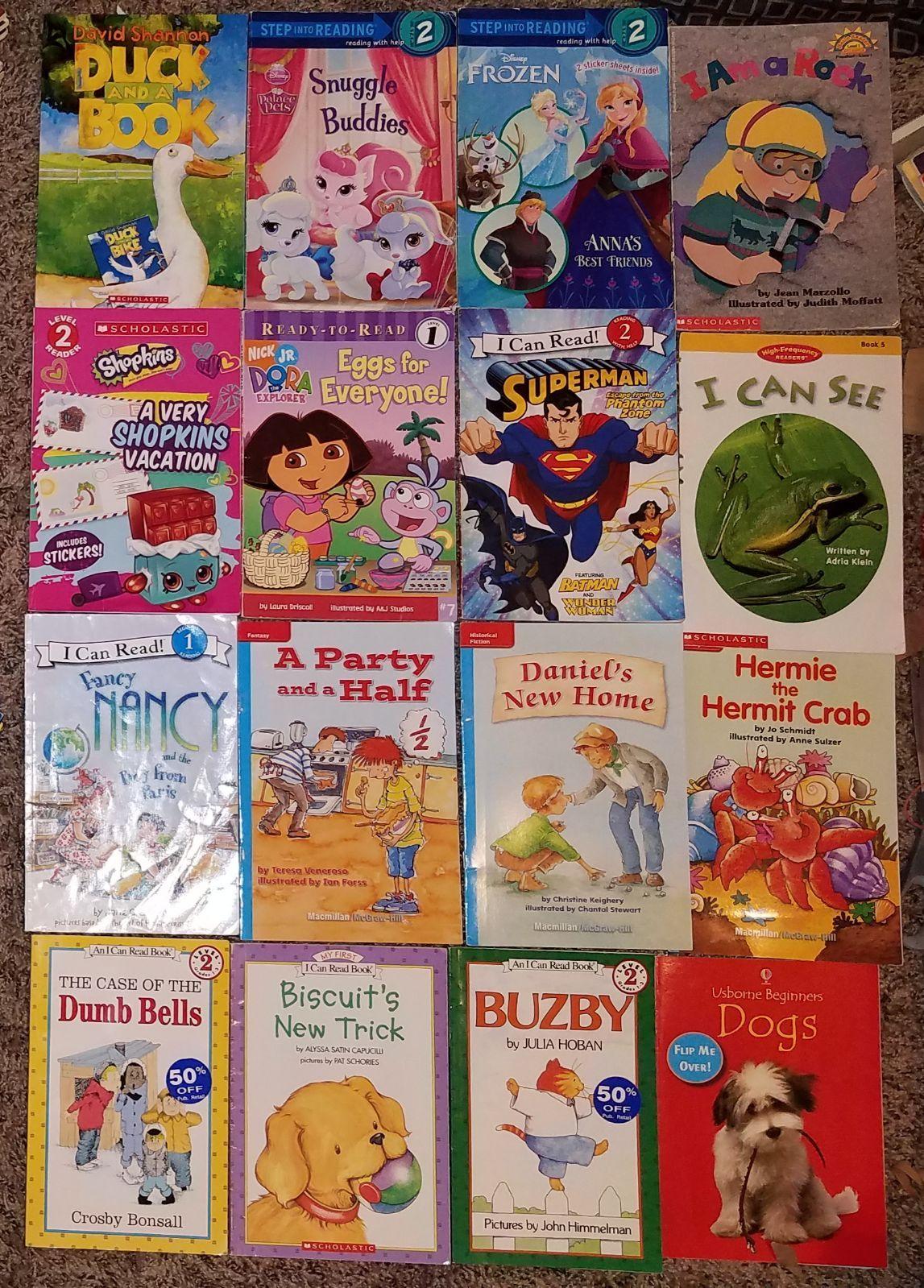 Emergent Beginning Readers Leveled Books On Mercari Books Frozen Book Scholastic Readers