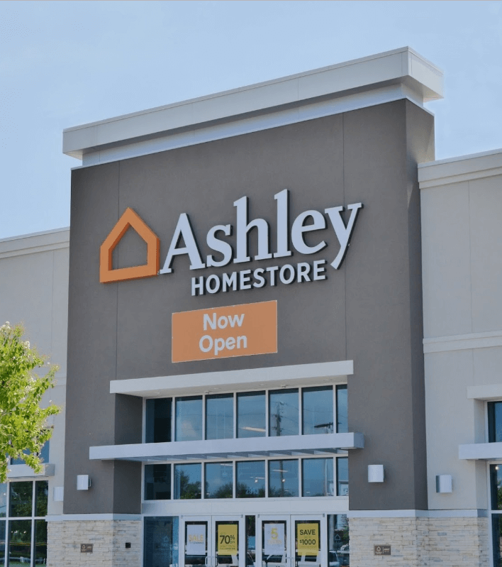 Furniture And Mattress Store At 32700 John R Rd Madison Heights Mi Ashley Homestore In 2020 At Home Store Affordable Furniture Stores Ashley Homestore