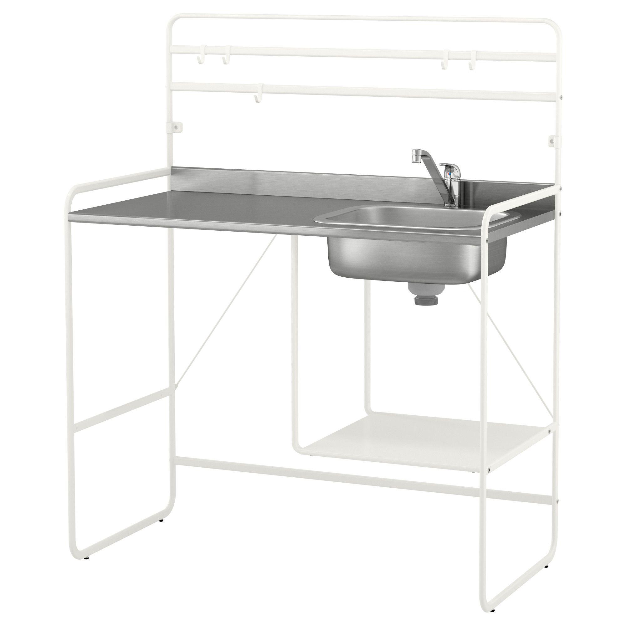Minikitchen SUNNERSTA Design for Rentals Mini kitchen