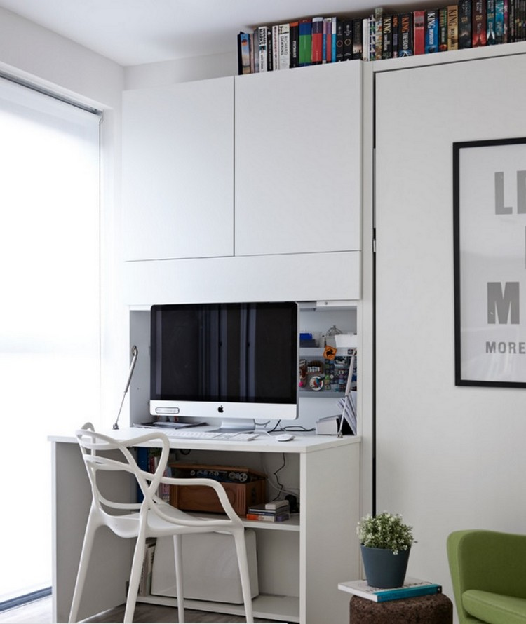 Arbeitsplatz und Drucker im Wohnzimmer verstecken – 14 ...