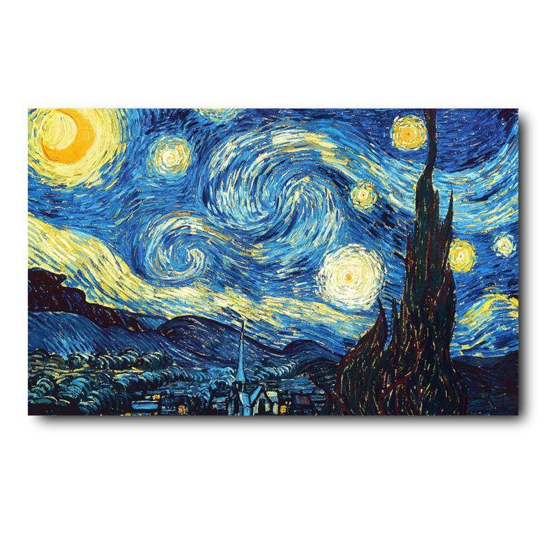 US $1129 Van Gogh Abstrakte Ölgemälde Teppiche Für Zuhause - wohnzimmer bilder abstrakt