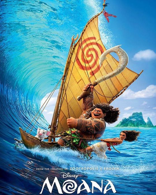 Stay For The End Credits Totally Worth It Moana Pelicula Completa Moana Pelicula Peliculas De Disney