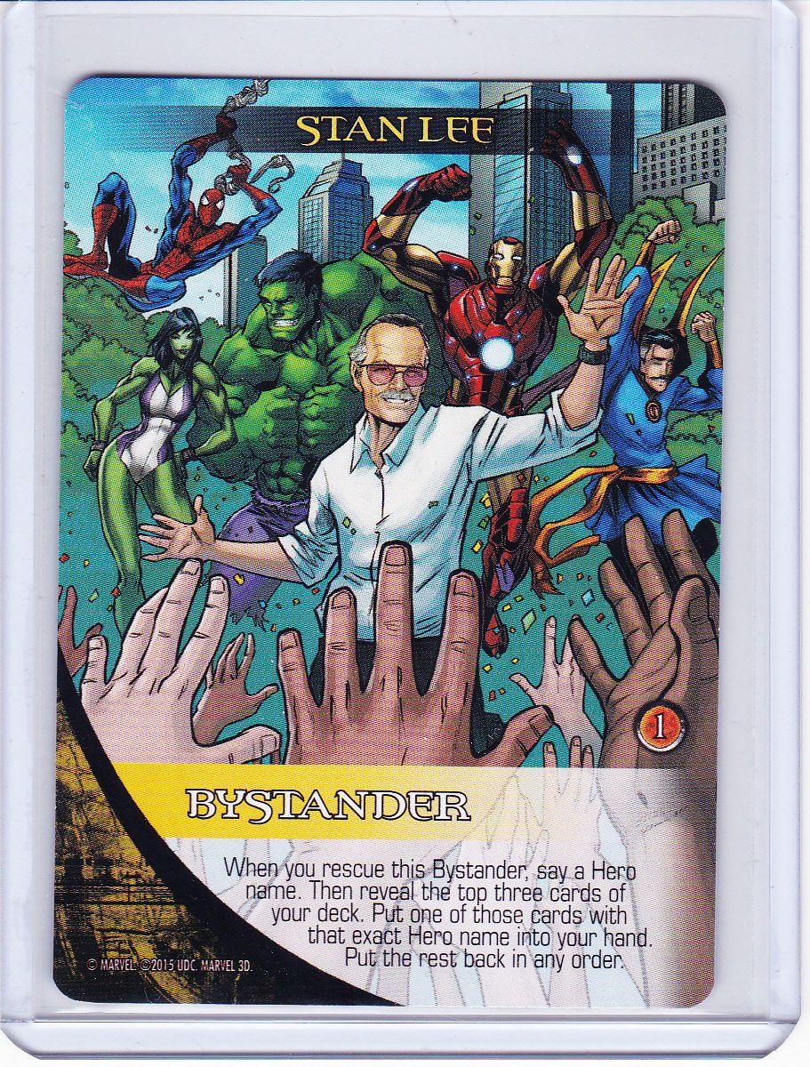 Can I Get A Do-Over Deadpool 2015 Upper Deck Marvel 3D Legendary Card Hey