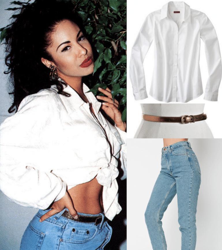 Selena Quintanilla Selena quintanilla outfits, Selena