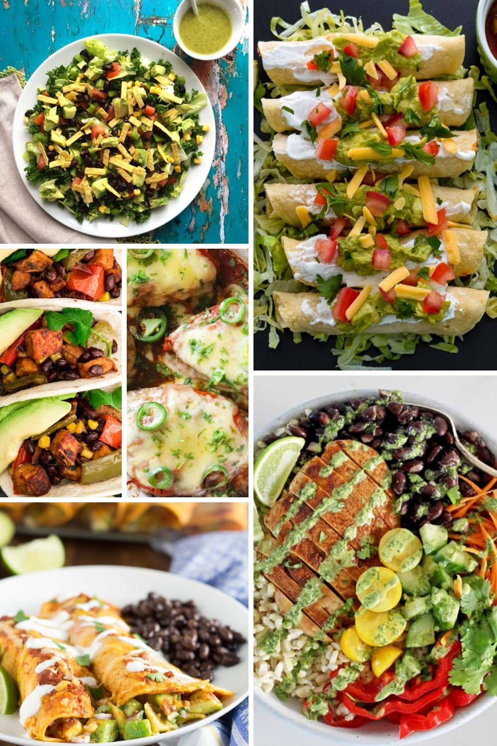 Ditch the takeout and satisfy your Mexican food cravings