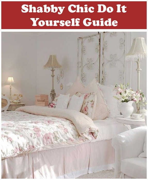 Shabby Chic   A Do It Yourself Guide   Shabby Chic Decors is part of Shabby bedroom - Are you a doityourselfer  Then you may be considering transforming castoffs inside style known as shabby chic  All it takes is a pinch of artistic desire, a