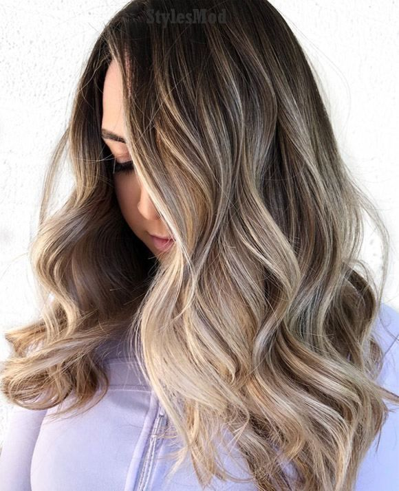 Fresh babylights hair color trends in if you are not sure what the latest coloring techniques and highlights need to  ideas also rh pinterest
