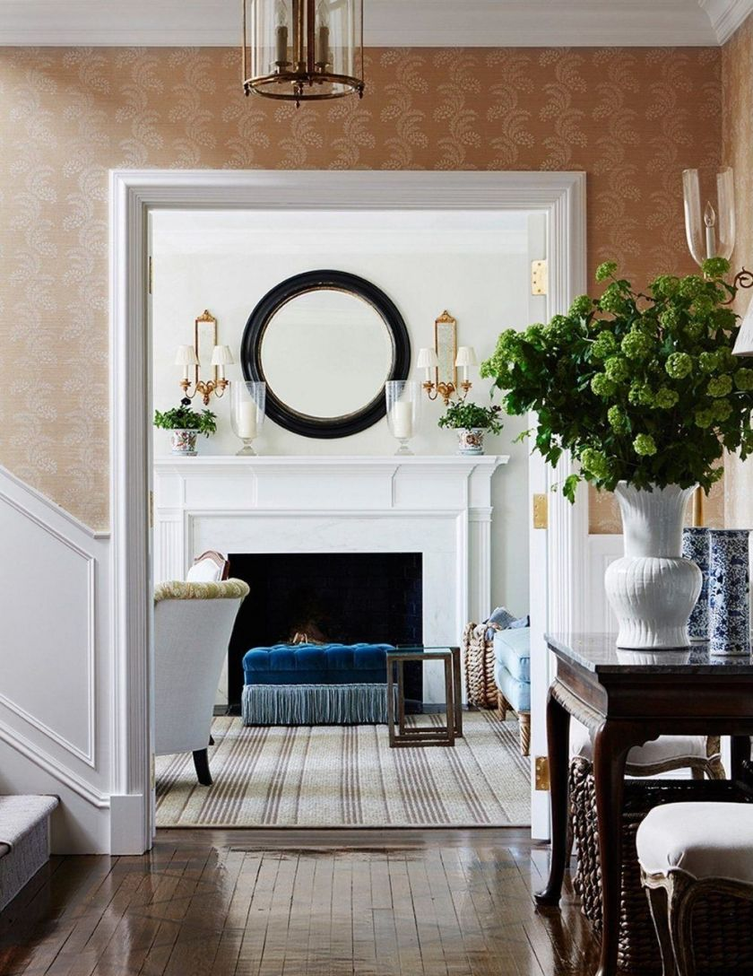 Is he right are whitepainted walls boring design and decorating