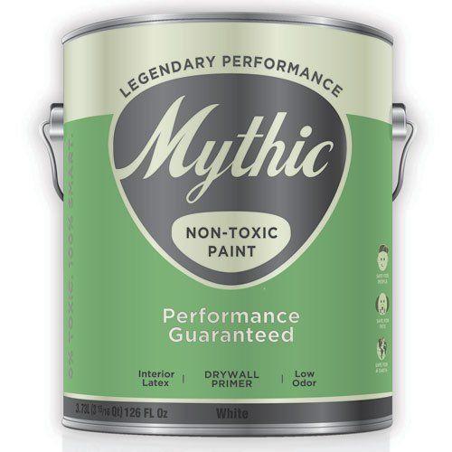 Mythic Non-Toxic Primer - Drywall - Gallon - Amazon com