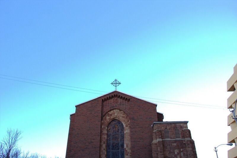 Downtown Albuquerque Cathedral #RedeemedFellow #photography #albuquerque