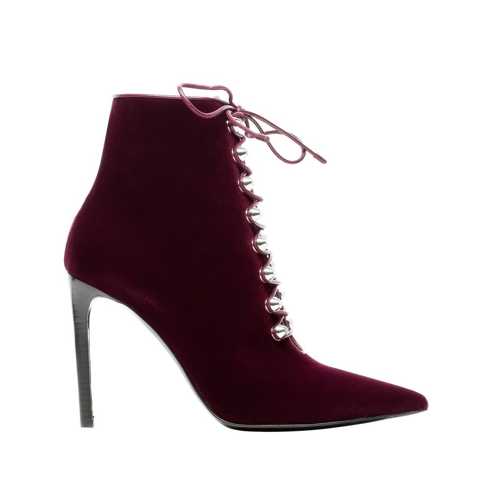 In Balenciaga Booties Walk My Shoes Classic Velvet Pinterest qIwIpvf