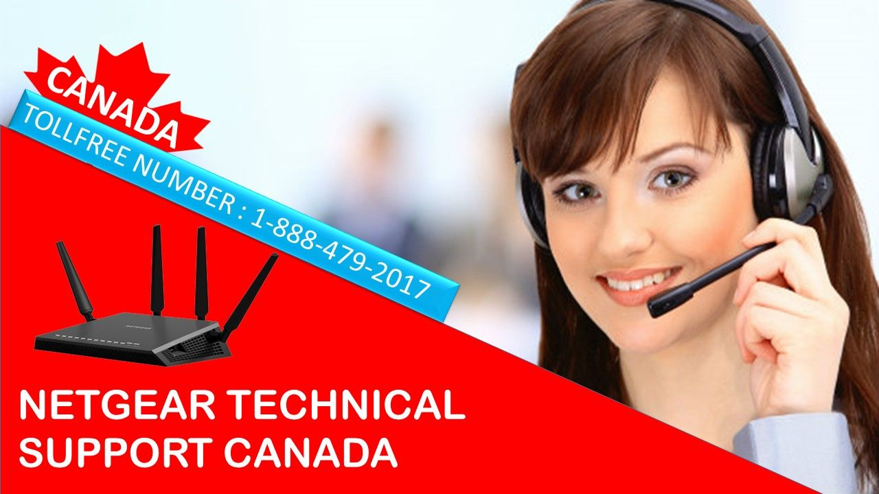For all types of Netgear Technical Support Canada Services