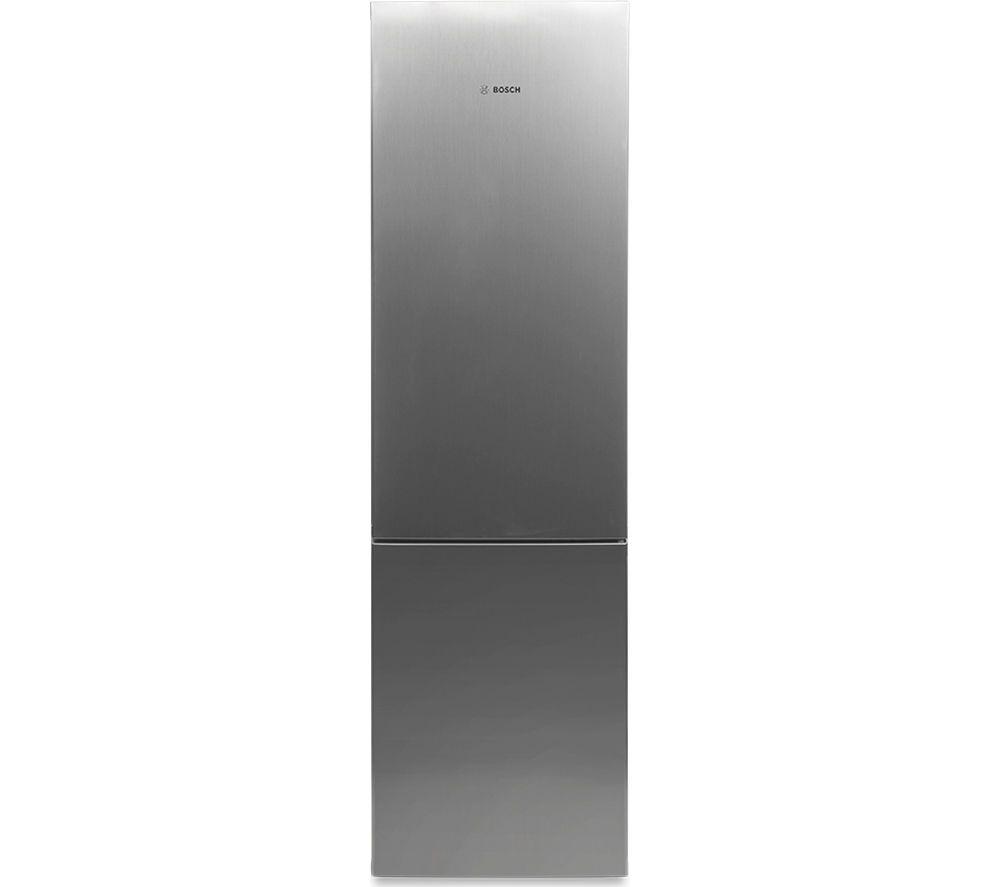 Bosch Serie 4 Kgn39vl35g 60 40 Fridge Freezer Silver Freezer Storing Fruit Interior Lighting