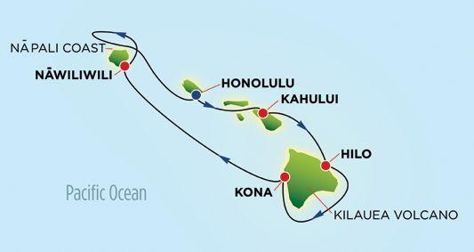 MUST Cruise The Hawaiian Islands Soon Vacation Dreams - Hawaiian islands cruise