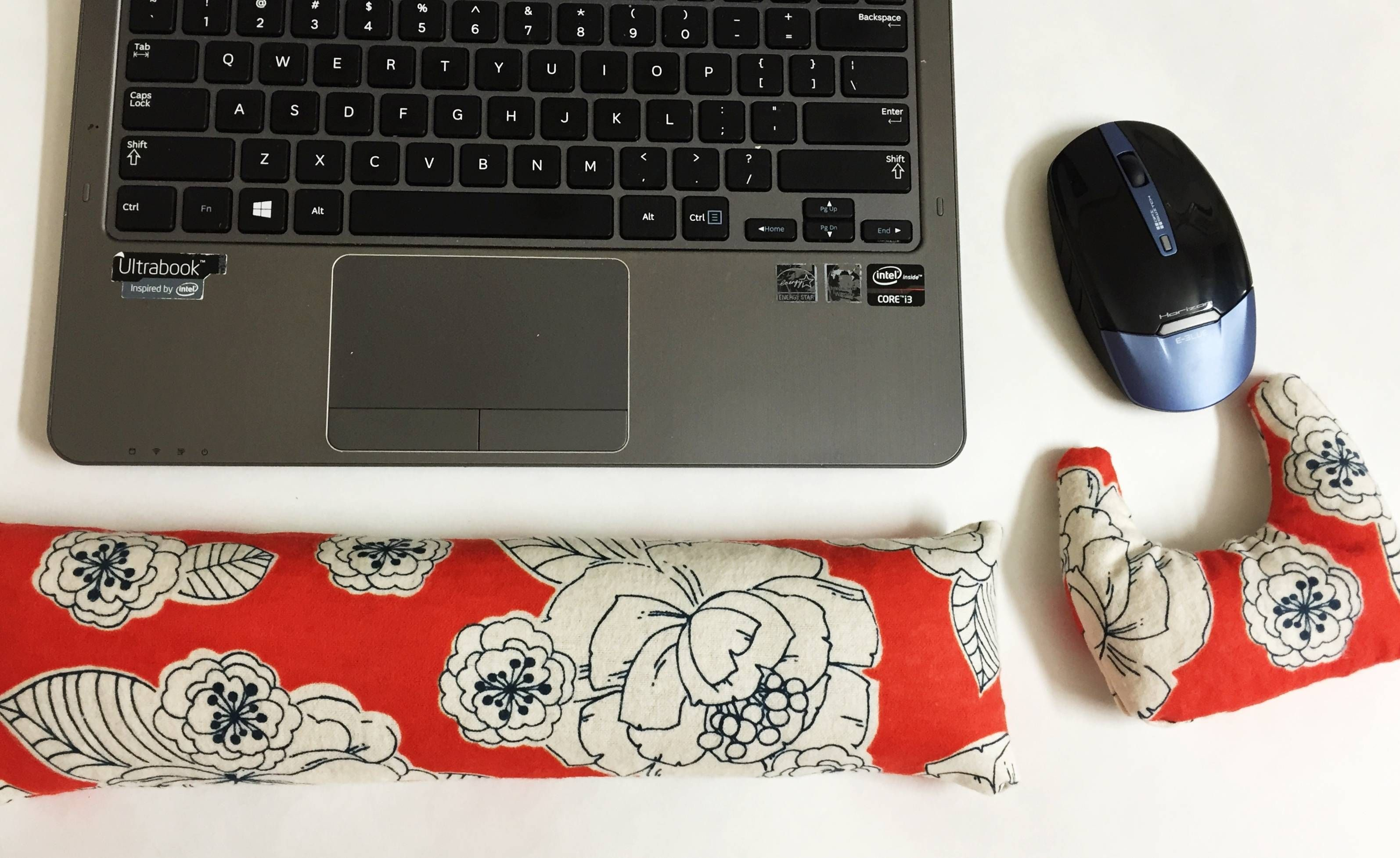 Diy Keyboard And Mouse Wrist Rests