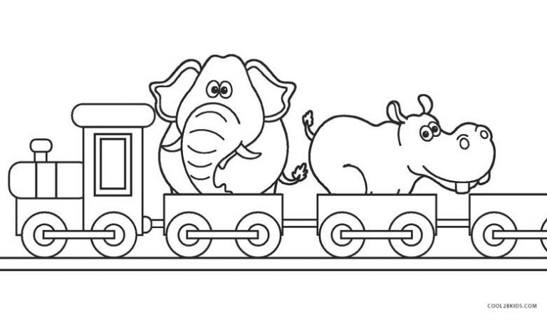 Free Printable Train Coloring Pages For Kids Cool2bkids Valentines Day Coloring Page Easy Coloring Pages Train Coloring Pages