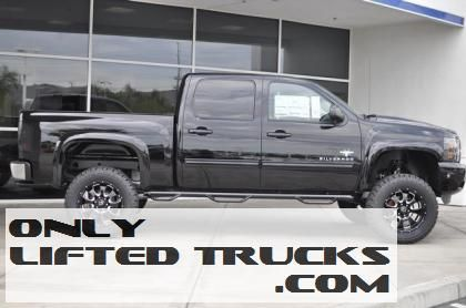 2013 Chevy Silverado 1500 Southern Comfort Black Widow Lifted