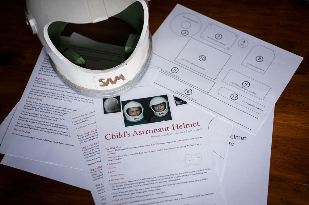 Space Helmet Downloadable Pattern Astronauts - k amp uuml che ikea kosten