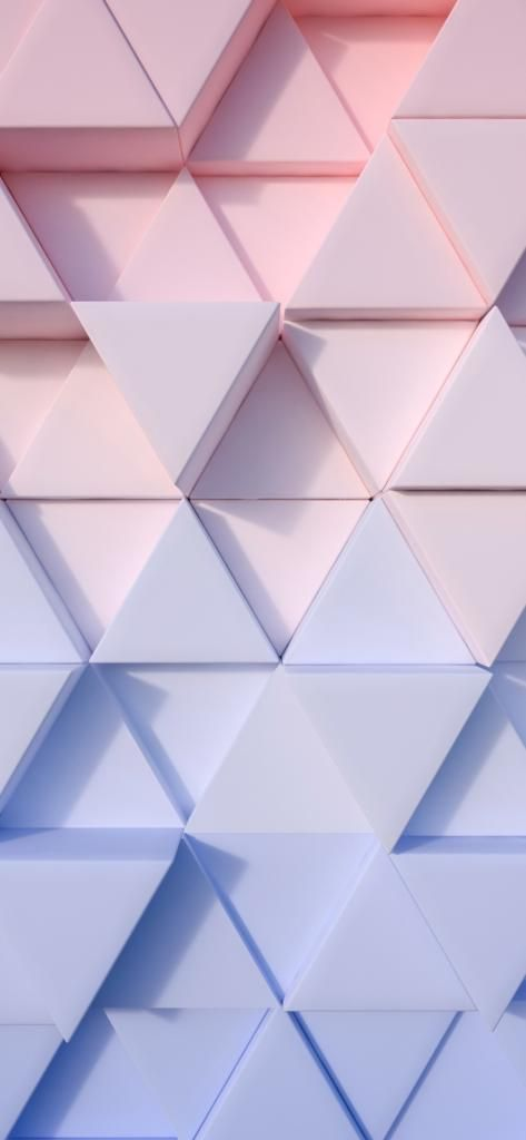 Cool iPhone Wallpapers iphone7 iphone8 pastel triangle