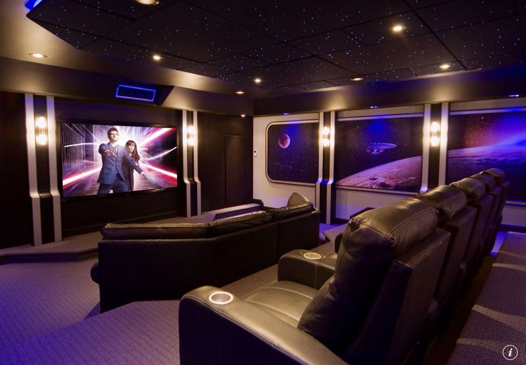 Great Modern Home Theater Media Room Design Home Theater Design Home Theater Seating