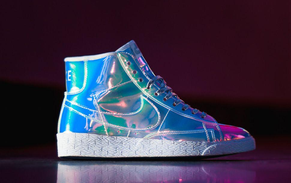 Nike Blazer Mid Qs Premium Irisé Acheter En Ligne nouvelle marque unisexe  K7Nrj8cx