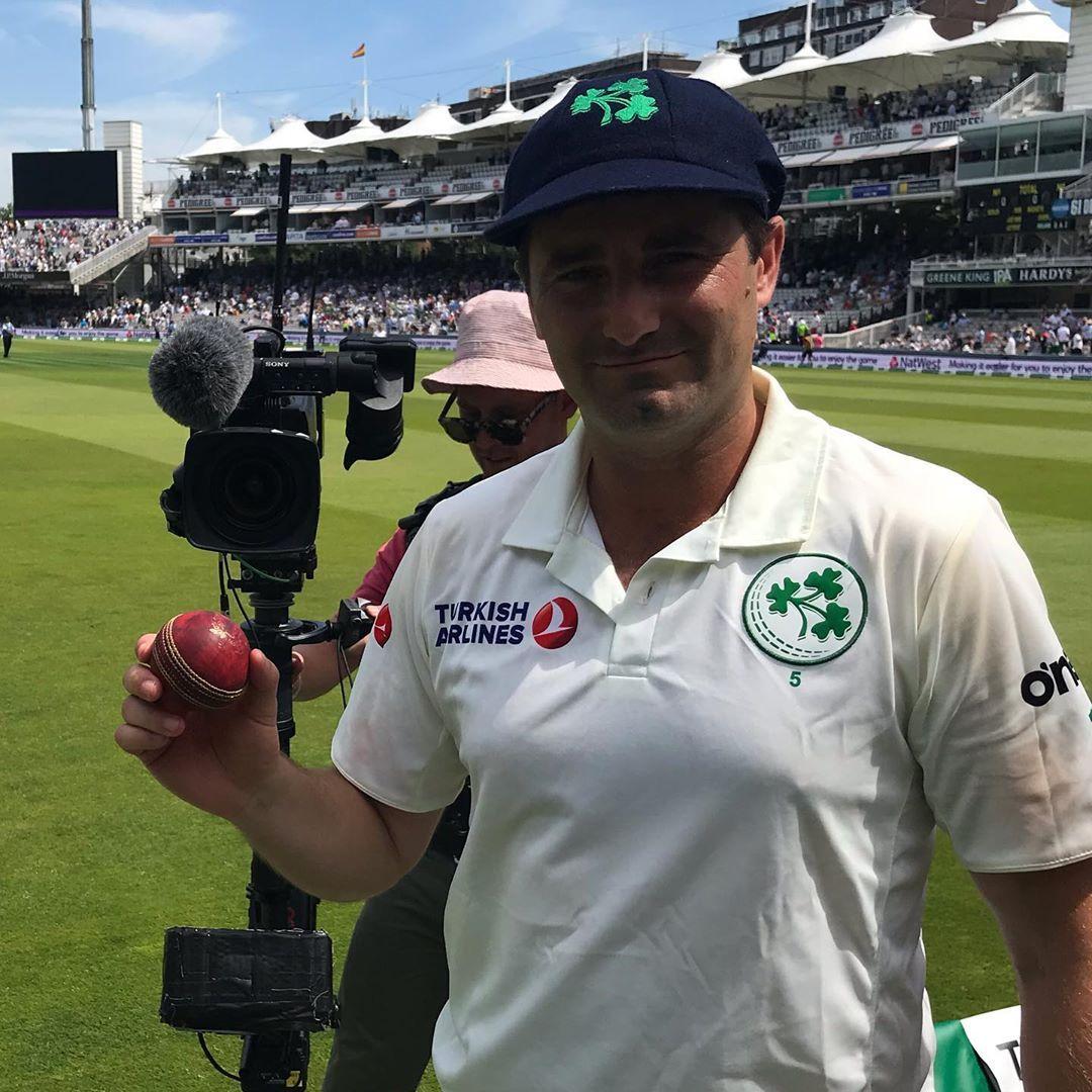 Pin On Ireland Cricket Team