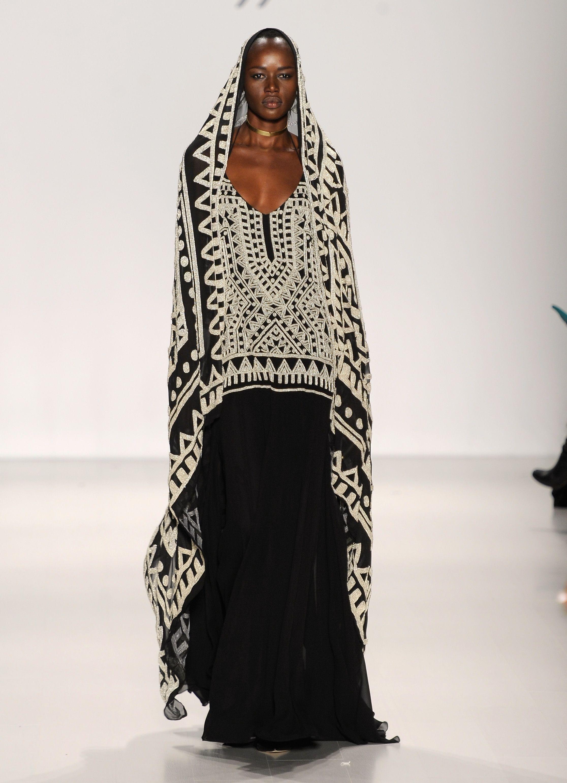 Mercedes-Benz Fashion Week #Day3 #RoundUp #MBFW #FW14 Designer: @Maridon Hinds-Hergenreter Hinds-Hergenreter Bradley Hoffman