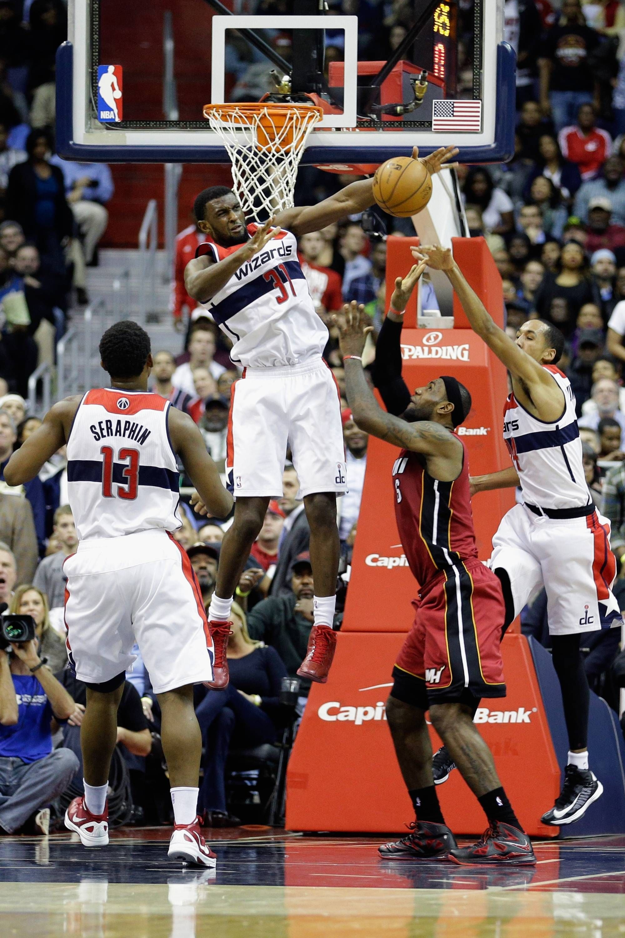 Miami Heat v Washington Wizards Miami heat, Miami, Sports